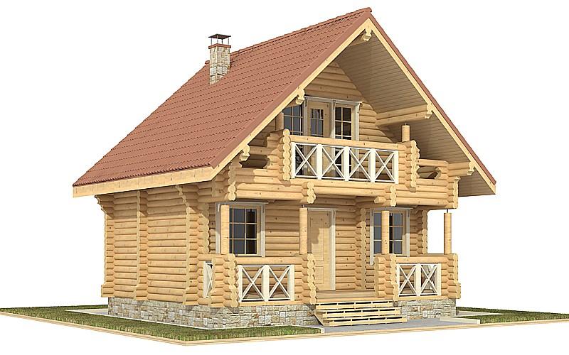 Дом-Баня Б-60,1