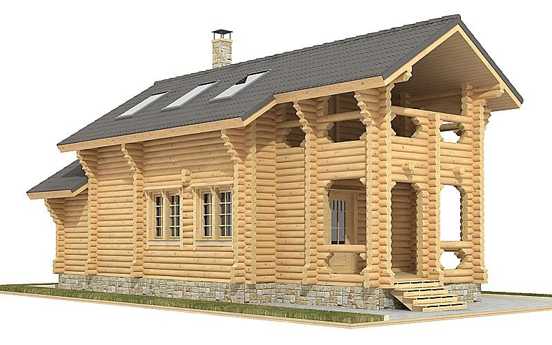 Дом-Баня Б-98