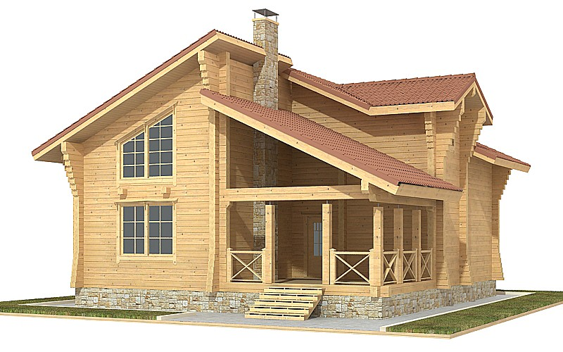 Дом-Баня БР-156