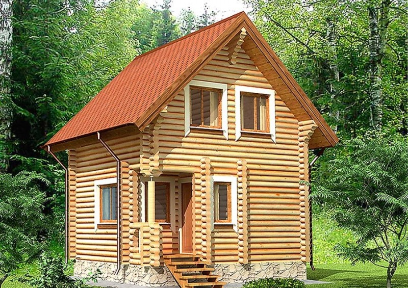 Дом-Баня ОБ-232