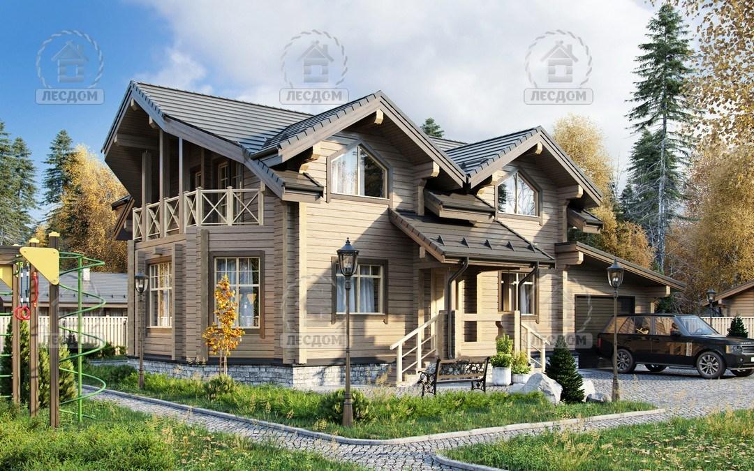 Дом ДП-198