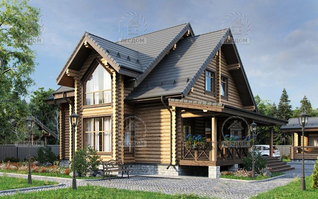 Дом ДК-168