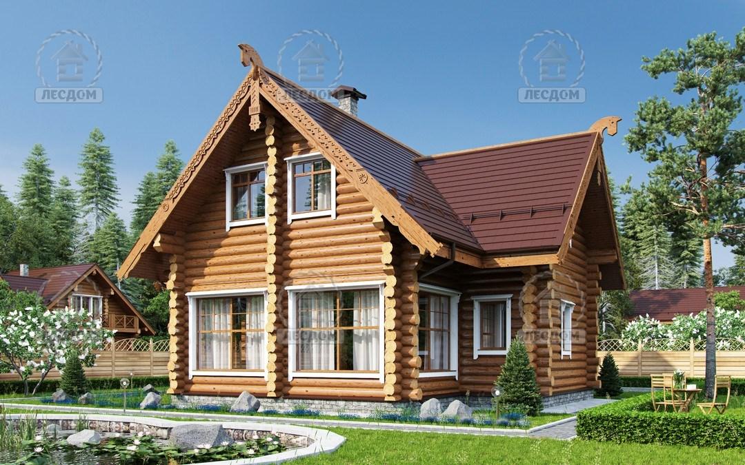 Дом ДК-176
