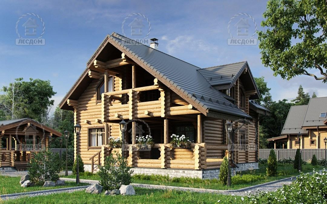 Дом ДК-190