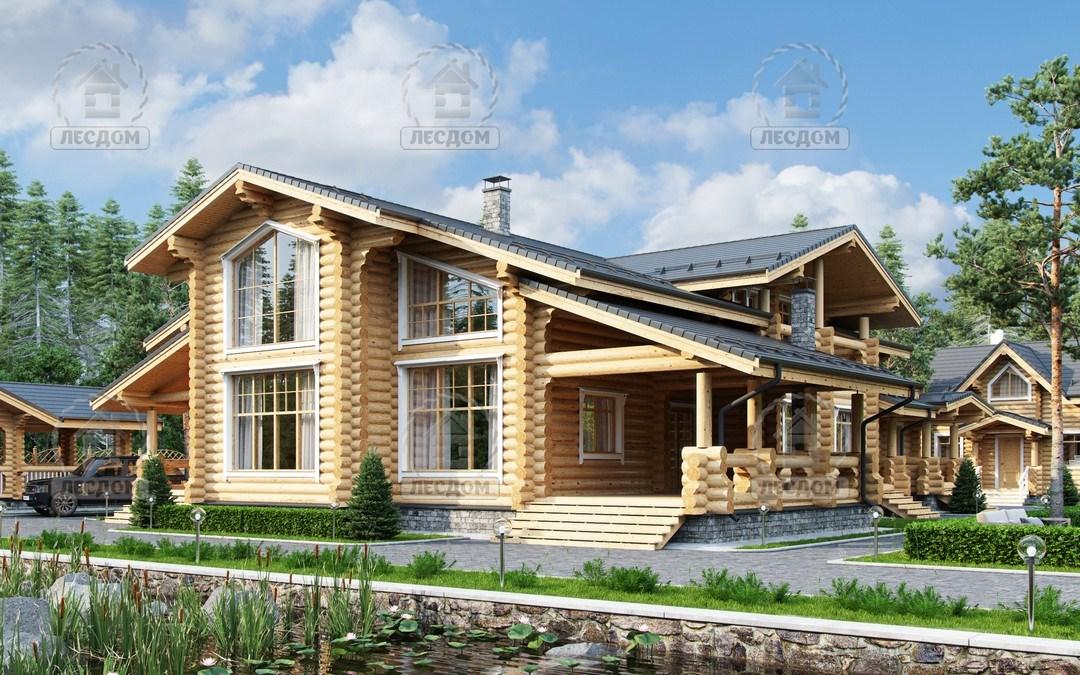 Дом ДК-480