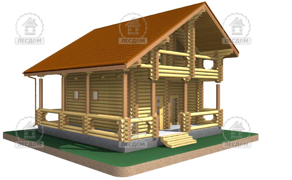 Дом-Баня ОБ-0112